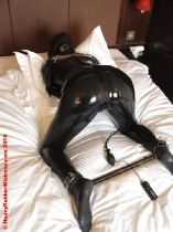 rubber latex slave