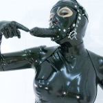 Heavy Rubber Mistress