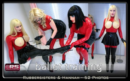 rubbersisters-ballet